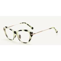 Armação De Óculos De Grau Olho De Gato / Alta Qualidade
