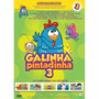 Galinha Pintadinha Vol 3 Dvd Lacrado Som Livre