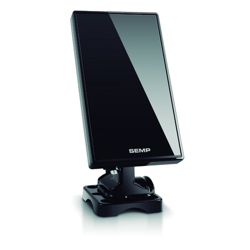 Antena De Tv Digital Semp Ativa Externa E Interna At8016