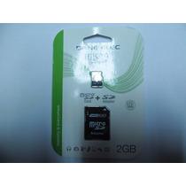 Kit 2 Cartão Memória Microsd Dane-elec 2gb Original - Novo