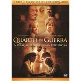 Quarto De Guerra Dvd Original  Black Friday Aproveite