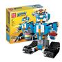 Inteligente Série Remoto Controle Robô Construção Blocks