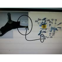 Alavanca\ Bucha Dotrambulador Gol G5/fox/audi \golf A3