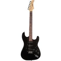 Guitarra Strato Preta St 111 Abk Waldman
