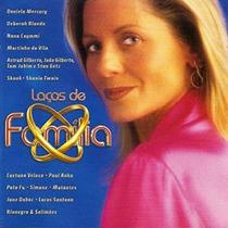 Cd / Laços De Família (2000) Trilha Nacional Da Novela