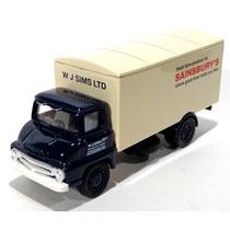 Caminhão Ford Thames Trader Sainsburys 1/64 Vanguards Va6007