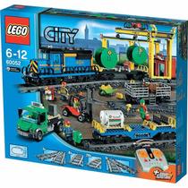 Lego Trains 60052 Trem De Carga, Novo, A Pronta Entrega