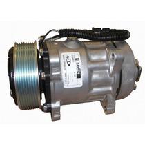 Compressor Universal Sd7h15 Orelhas 8pk Novo Original Sanden