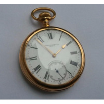 Relógio Patek Philippe Chronometro Gondolo - Único Dono