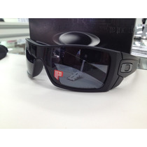 Oculos Solar Oakley Batwolf Polarizado 009101-04 Matte Black