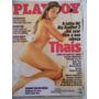 Revista Playboy Thaís N° 330 Jan/2003