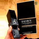 Perfume Bad Boy Carolina Herrera Edt 100ml 100% Original
