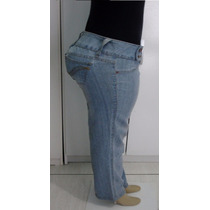 Calça Jeans Feminina Marca Marisa Tam.44 C/ Strech S6