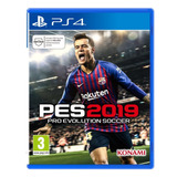 Pro Evolution Soccer  - Pes 2019 - Pes 19 Ps4