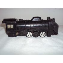 Brinquedo Antigo Locomotiva Ferrorama Da Estrela Tam 15cm