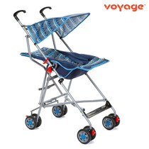 Carrinho De Bebê Voyage Umbrella Slim Azul.passeio