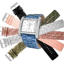 Relógio Feminino Dumont 6 Pulseiras All Colors Sk35500b