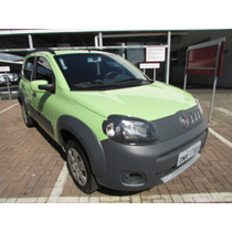 Fiat Uno 1.0 Evo Way 8v Flex 4p Manual 2013/2014