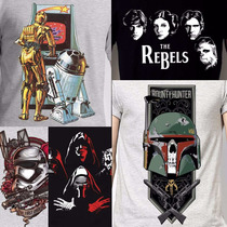 Camisetas Star Wars Rebels Musica Filme Camisa The Beatles