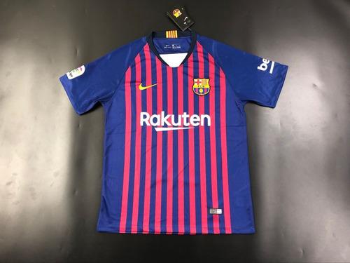 Camisa Barcelona Nike Despedida 8 Iniesta - Frete Gratis Novo. Ceará. R  180.  0 vendidos. Camisa Barcelona 2018 2019 Nova Temporada - Frete Gratis 95ff76489a9fb