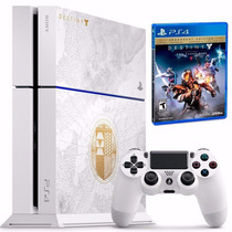 Playstation 4 Ps4 500gb Branco + Hdmi + Blu-ray 3d + Destiny
