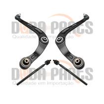 02 Balança Bandeja 02 Axiais Articuladores Peugeot 206 207