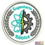 Bordado Termocolante - Profissões - Engenharia Elétrica 7,5