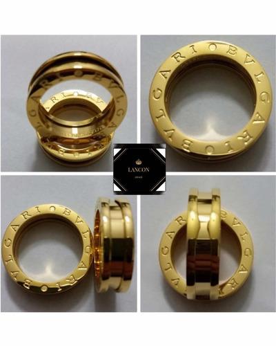 16603b1f25f Anel   Aliança Banhada A Ouro 18k 7mm. Preço  R  120 Veja MercadoLibre