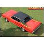 Frisos Rabeta Teto Vinil Dodge Charger R/t 1971 A 1977 Inox