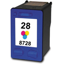 Cartucho Hp 28 Color C8728a Remanufaturado 350 5850 Psc 1210