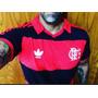 Camisa Flamengo Retrô Bordada - Mengão O Mais Querido