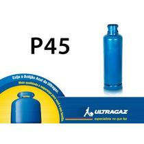 Promoção Cilindro/botijão De Gás De 45kg / P45 Ultragaz
