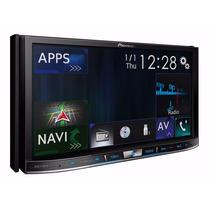 Dvd Pioneer Avic-f70tv Tela 7 2 Din Gps