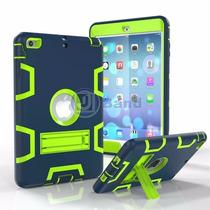 Capa Case Anti-impacto Emborrachada Ipad Mini 1 2 E Mini 3