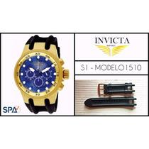 Pulseira Invicta S1 Modelo 1510