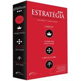Box - O Essencial Da Estratégia - 3 Livros