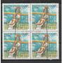 Quadra Circulada - C-1998 - Vôlei De Praia - Jogos Olimpicos