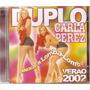 Carla Perez Verão 2000 Cd Duplo Mexa A Lomba-lomba
