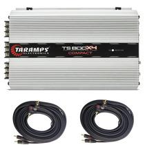 Modulo Potencia Amplificador 800w Rms 4 Canais Som Digital