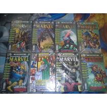 Grande Heróis Marvel Premium - Coleção Completa - 17revistas