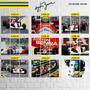 Quadro Ayrton Senna Fórmula 1, F1 Mclaren Mp4/4 Honda Lotus