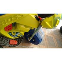 Moto Elétrica Buzz Lightyear Bandeirantes