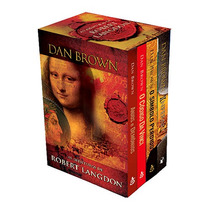 Box Aventuras De Robert Langdon Dan Brown (4 Livros) !
