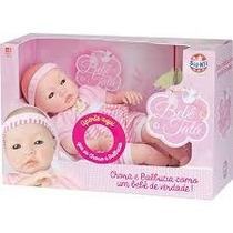 Bonecas Bebê Tatá- Sid Nyl - Chora E Balbucia Como Um Bebê