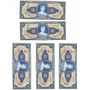 Cédula Dinheiro Antigo, 50 Cruzeiros, Serie C-028, Novas