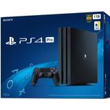 Playstation 4 Ps4 Pro 1tb 4k Hdr 7215b Lacrado De Fábrica