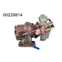 Turbina Do Motor F250/ F350/ F4000 99/ Cummins Serie B