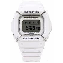 Relógio Casio G-shock Dw-d5600p Proteção 3 Alarmes Wr-200m B