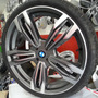 Rodas Bmw M6 18 + Pneus 225/40/18 Novos Golf Civic Corolla