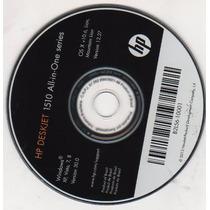 Cd De Instalação Para Impressora Hp Deskjet1516-1510